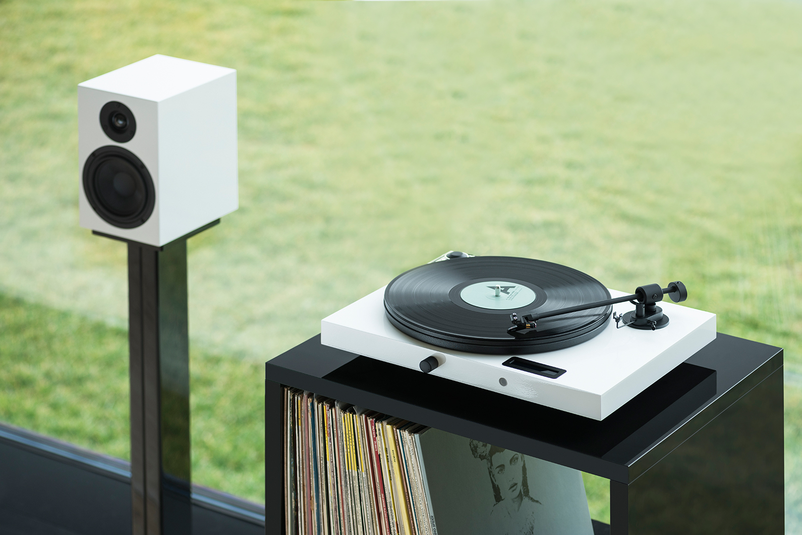 Juke Box E Hifi Set Pro Ject Audio Systems
