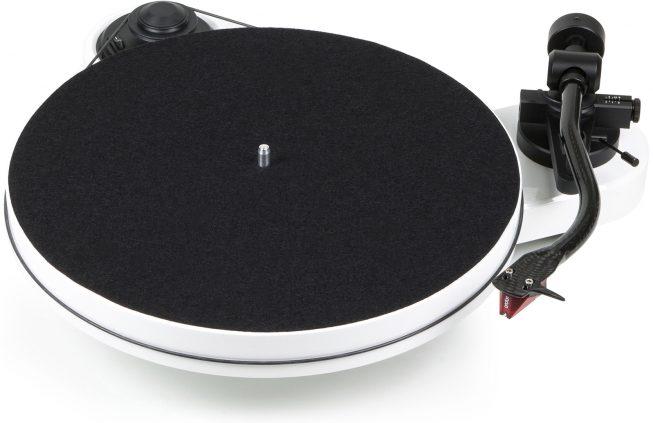 Rpm 1 Carbon Pro Ject Audio Systems
