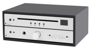 design box acryl 4 pro ject audio systems. Black Bedroom Furniture Sets. Home Design Ideas