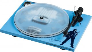 Hans Theessink Blues Recordplayer
