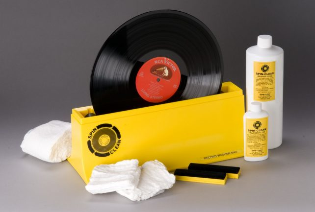 Spin Clean Pro Ject Audio Systems