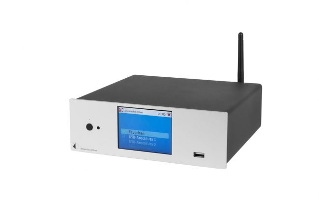 Stream Box DS net – Pro-Ject Audio Systems