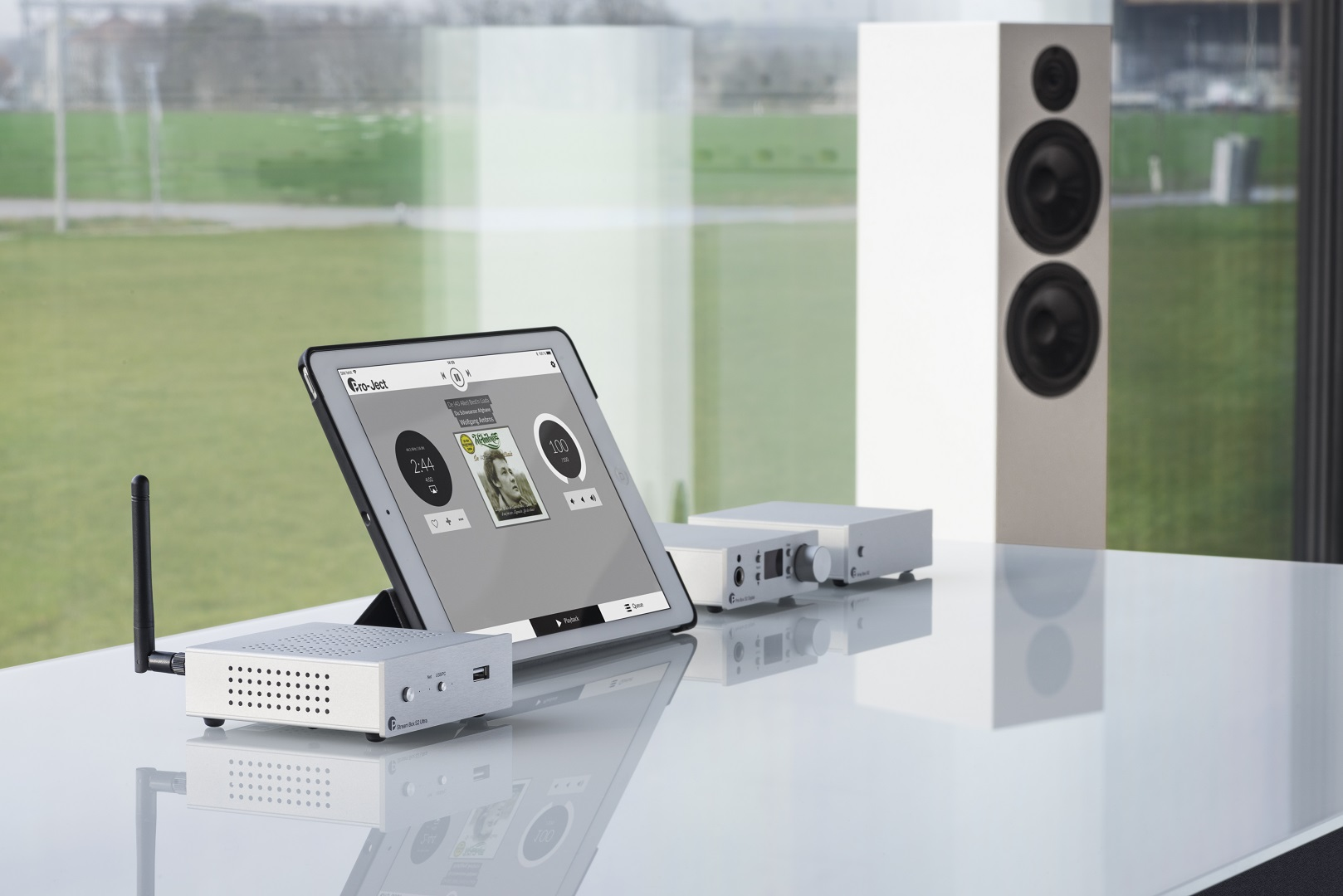 Stream Box S2 Ultra – Pro-Ject Audio Systems