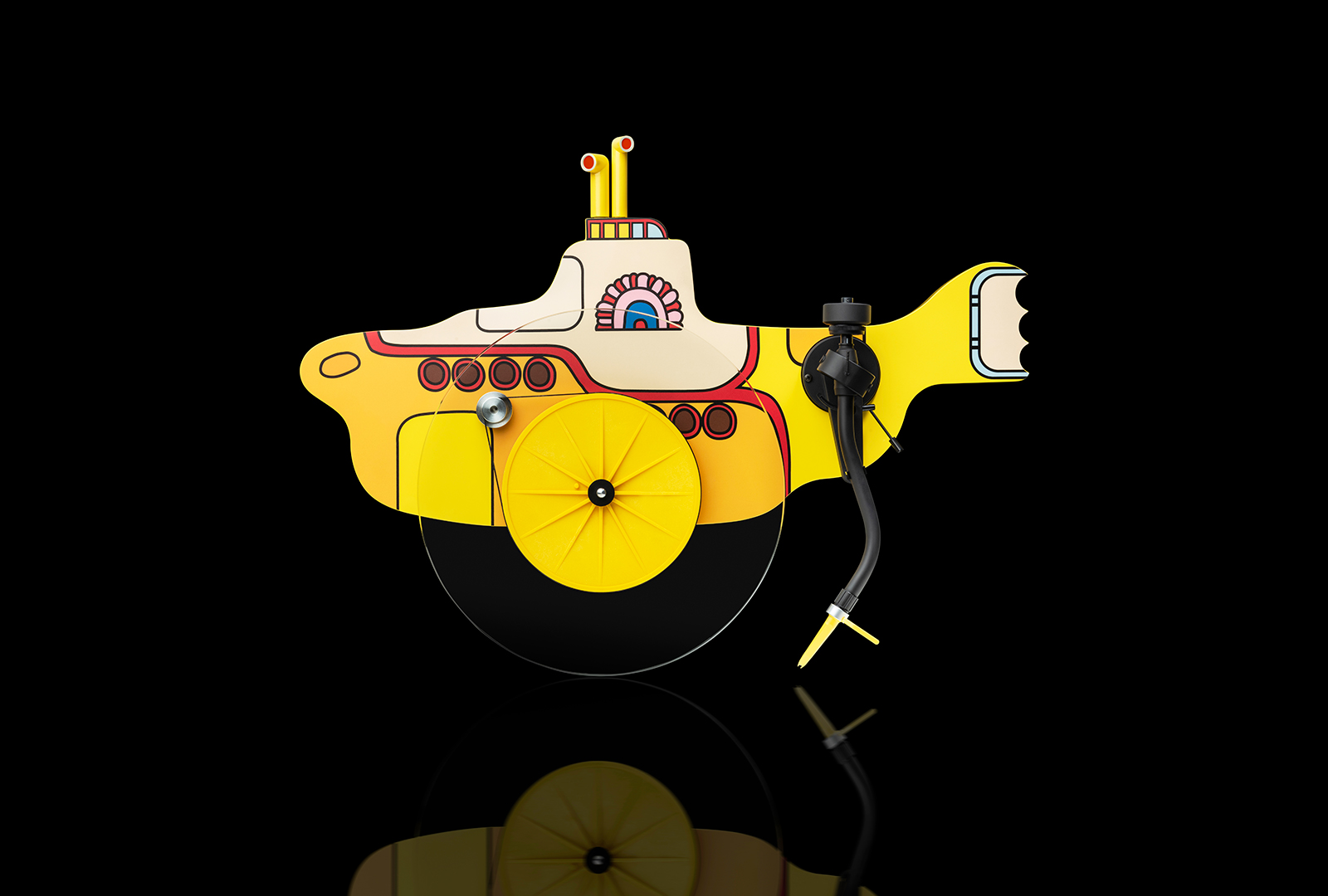 The Beatles Yellow Submarine Pro Ject Audio Systems
